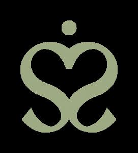 Sheabalans beeldmerk groen